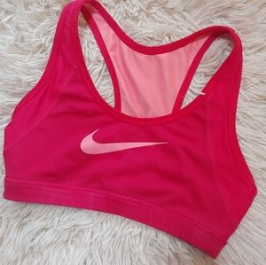 Reversible Nike Sports Bra - XS/S - Pink